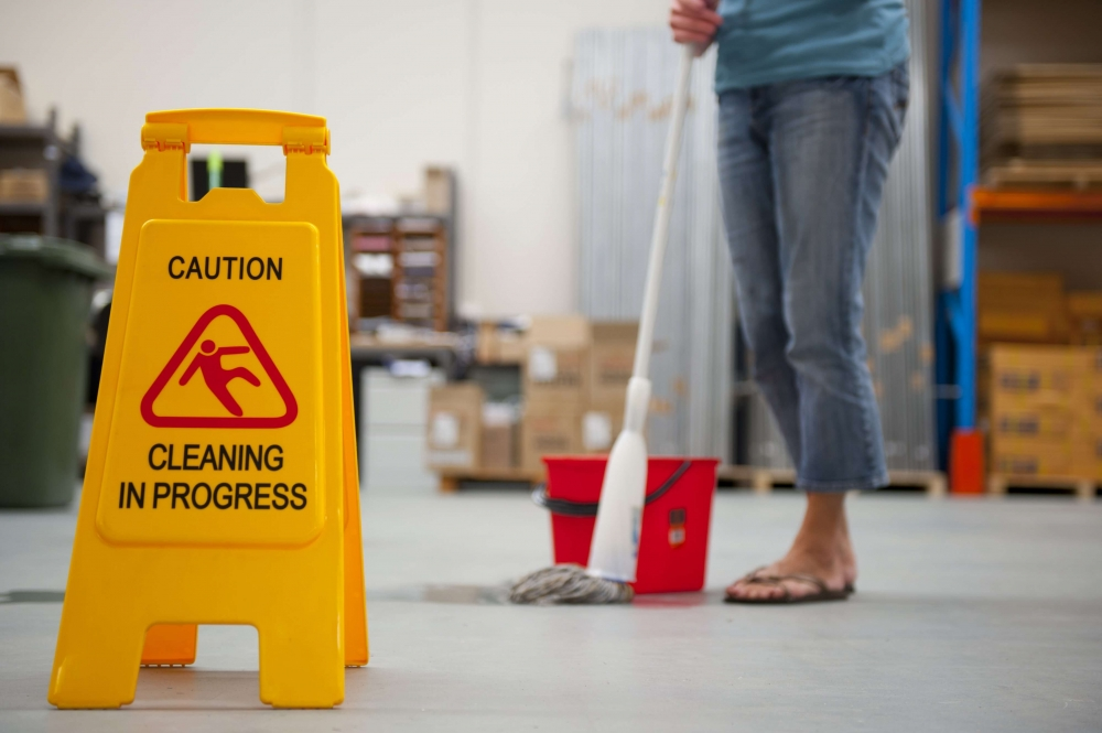Melbourne commercial cleaner