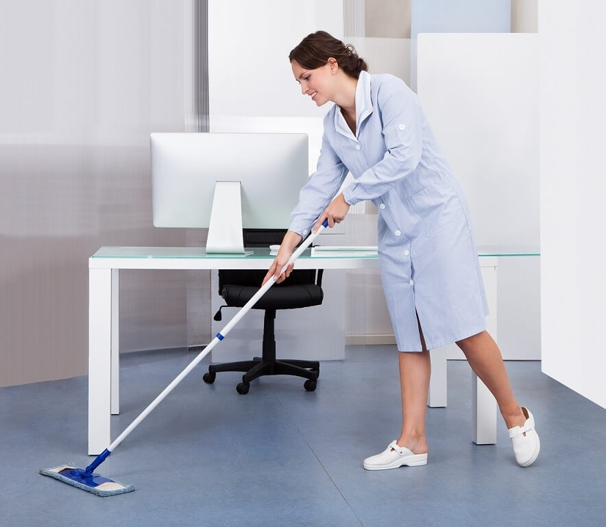 industrial and commercial cleaning