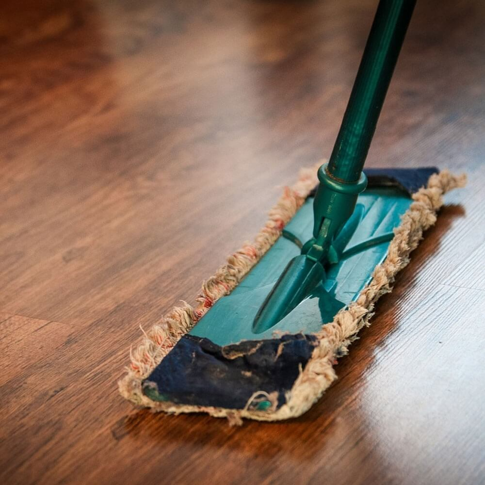 Building Floor Cleaning