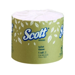 5741 Scott Toilet Tissue Rolls