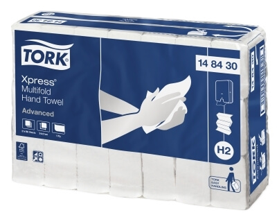 148430 Advanced H2 Slimline Towel Sheets