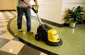hard floor maintenance Cleaning Services
